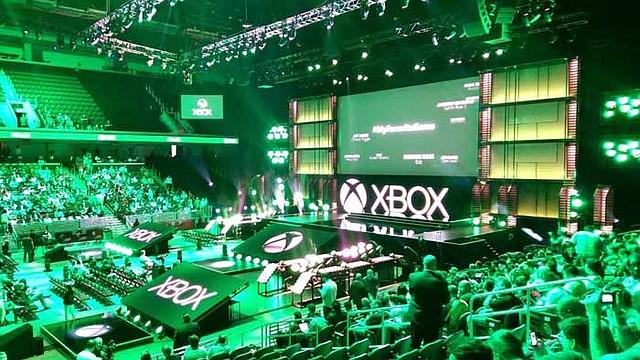 Presentacion de Xbox en E3 2014