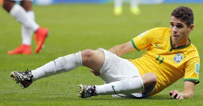 El tiro de gracia para la selección de Brasil