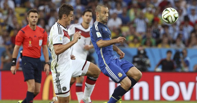 Alemania campeón mundial