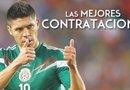 Lucas Lobos, Oribe Peralta, Ángel Reyna, Cuauhtémoc Blanco y Antonio Naelson, las mejores contrataciones del fútbol MX.