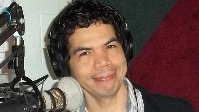 """ORGANIZADOR. Reynaldo Rubio es el impulsor del evento """"Noche de Magazine"""" en Virginia."""