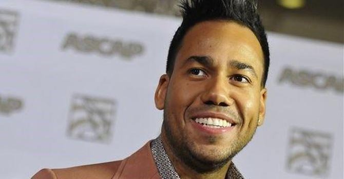 "Romeo Santos pasará por Washington, DC con su ""Golden Tour"""
