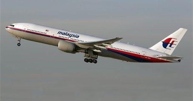 Avión de Malaysia Airlines fue derribado por un misil