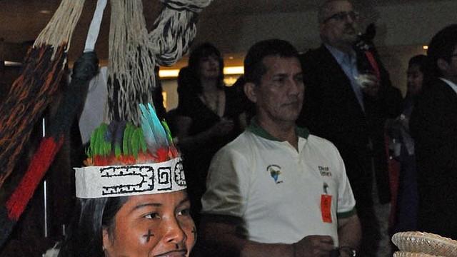 Festival de arte Kaypi en el Museo del Indio Americano en DC con artesanos y gastronomía.