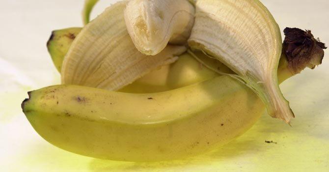 El plátano, delicioso y nutritivo