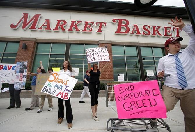 Agricultores locales pierden dinero por el problema de Market Basket