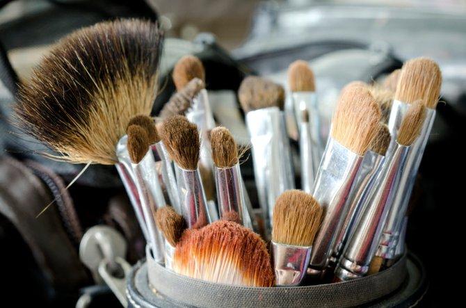 Limpiador Casero para Brochas de Maquillaje