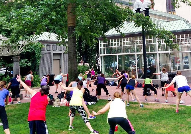 """Extienden la serie """"Boston Park Summer Fitness"""" en agosto y septiembre"""