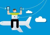 El Wifi se ha vuelto un factor de decision para los viajeros aereos