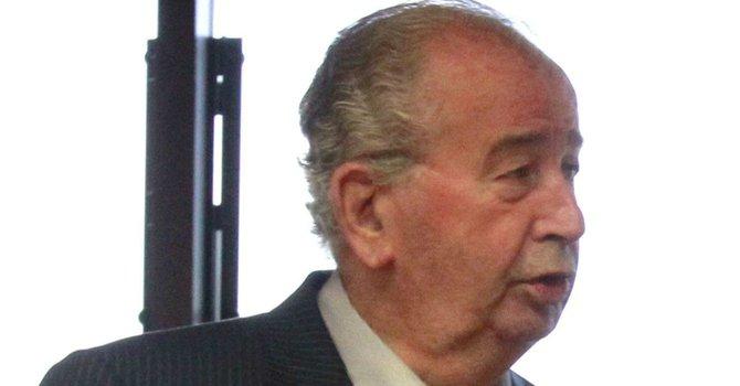Murió Julio Grondona por insuficiencia cardíaca