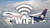 Aeromexico ahora ofrecera Internet en sus aviones