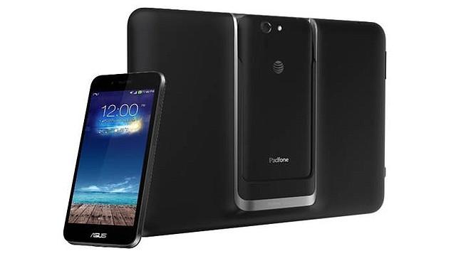 PadFone es un telefono y una tableta combinado