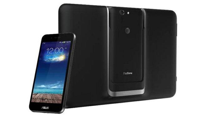 AT&T presenta el PADFONE de ASUS, teléfono y tableta 2 en 1