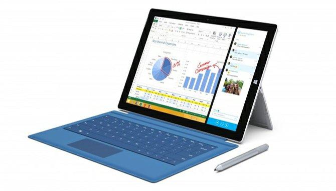 Presenta Microsoft nueva generación de tabletas: Surface Pro 3