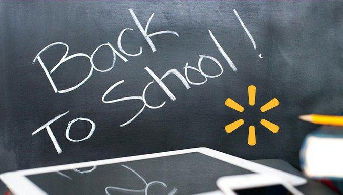 """Walmart prepara venta de productos de tecnología para """"Back to School"""""""