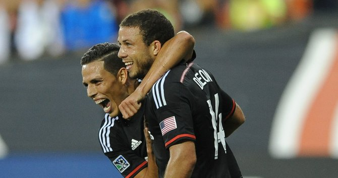 MLS: DC United sigue imparable en el Este
