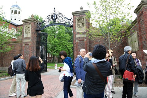 Harvard es la nueva atracción para veranear