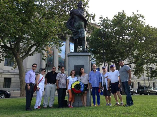 Casa de venezuela celebra una decada de orgullo cultural for Casa clasica caracas