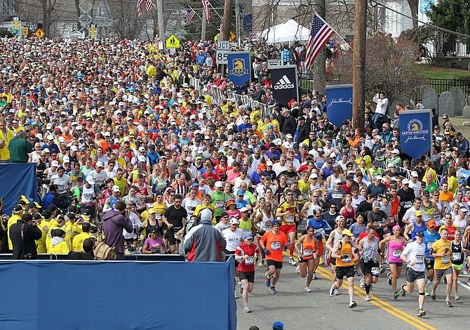 El maratón de Boston 2015 será el tercero más concurrido de la historia