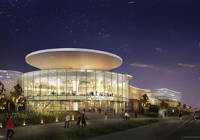 Mohegan Sun Massachusetts sería el casino mas sustentable de la nación