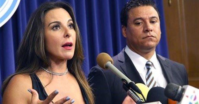 Los Ángeles honra a la actriz Kate del Castillo