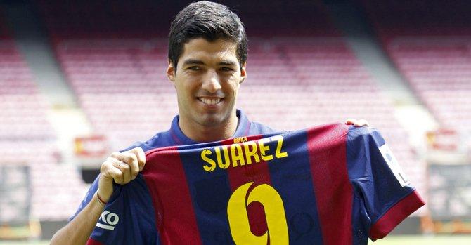 """Luis Suárez: """"Quiero olvidar ese partido"""""""