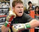 """El boxeador mexicano Saúl """"Canelo"""" Álvarez, exmonarca Superwelter del Consejo Mundial de Boxeo (CMB), aseguró que desea terminar el 2014 con un nuevo título de campeón mundial."""