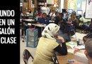 En la escuela Las Américas no importa el color o la nacionalidad del estudiante, a todos se recibe por igual