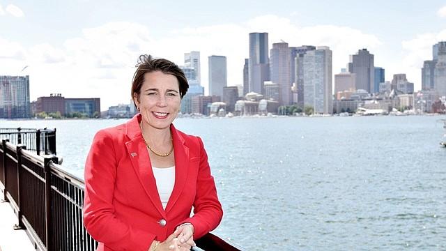 Healey es una de las candidatas que corre para convertirse en la cabeza de la Oficina del Fiscal General de Massachusetts en las elecciones del 9 de septiembre