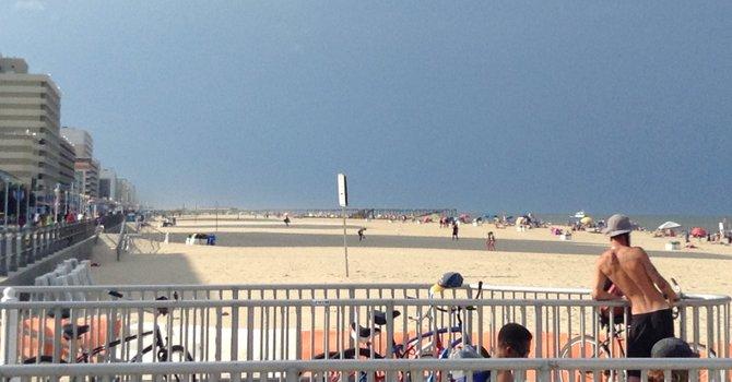 El adiós al verano en Virginia Beach