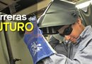 Diego Gutiérrez se inscribió en los cursos de San Jacinto College y busca tener un futuro como soldador.