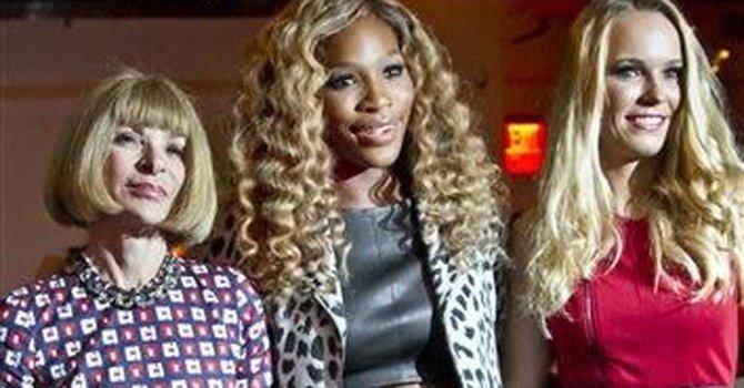 Serena: del tenis a la moda en Nueva York