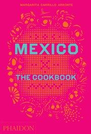 Portada del libro de la Chef Margarita Carrillo, publicado en inglés por Phaidos y a la venta en octubre de 2014.