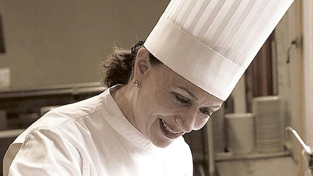 La chef mexicana Margarita Carrilo