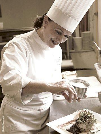 La chef que celebra la vida en la cocina