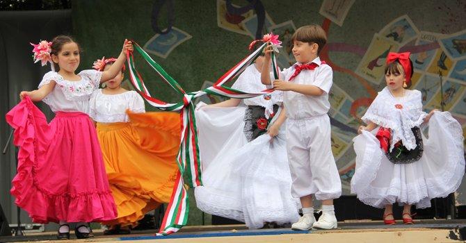 Agenda para el Mes de la Herencia Hispana