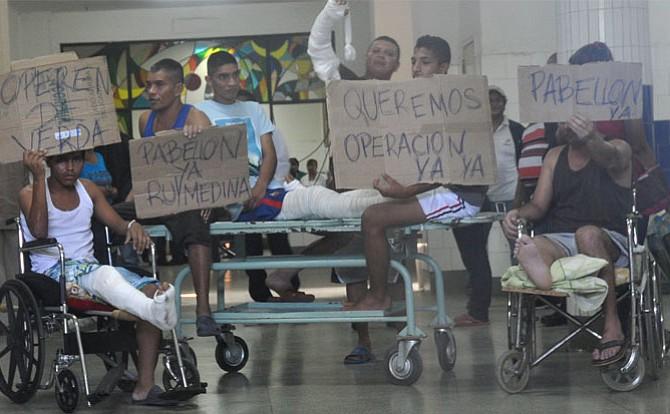 La salud de Venezuela en estado crítico