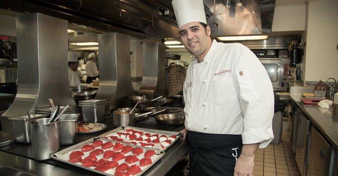 Chef javier romero tradici n y arte el tiempo latino for Javier romero cocina