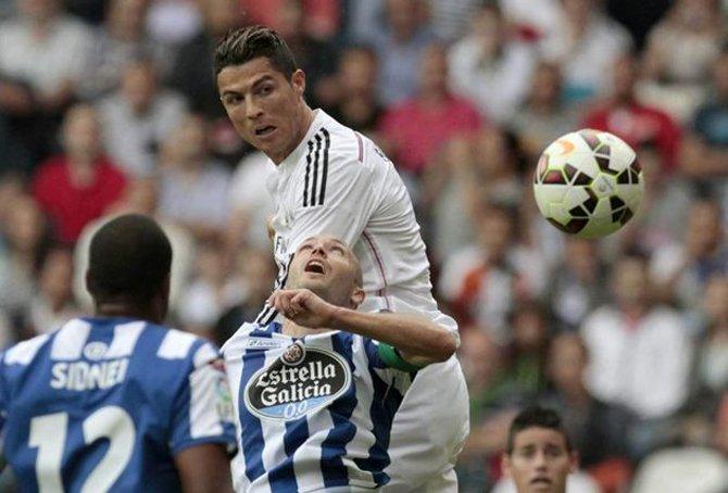 Goleada histórica del Real Madrid