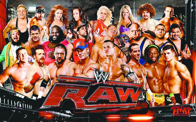 Lesnar manda en la WWE