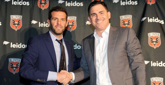 Ben Olsen firma con DC United por 5 años