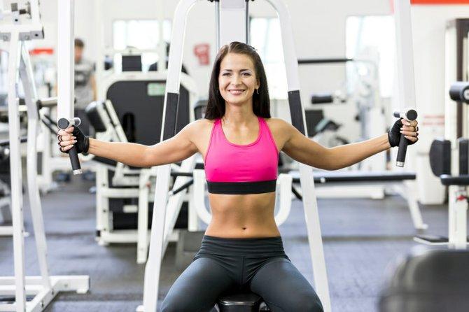 Moda deportiva de otoño: qué ponerse para ir al gimnasio motivada.