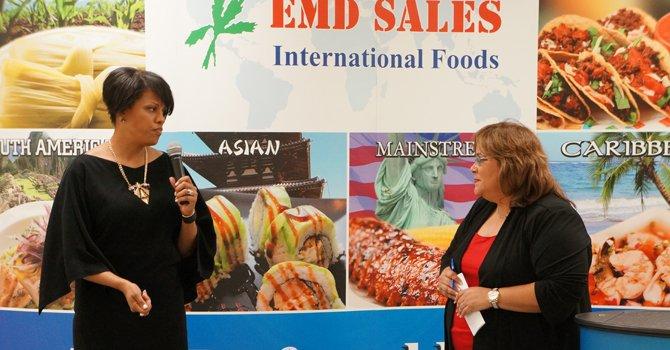 Alcaldesa de Baltimore reconoce a empresa hispana