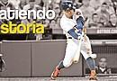 El venezolano José Altuve se ha encargado de dejar en alto el nombre de los peloteros latinos en el béisbol. /Fotos: Cortesía Astros