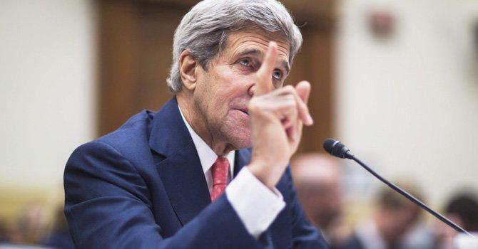 El secretario de Estado estadounidense, John Kerry. EFE/Archivo