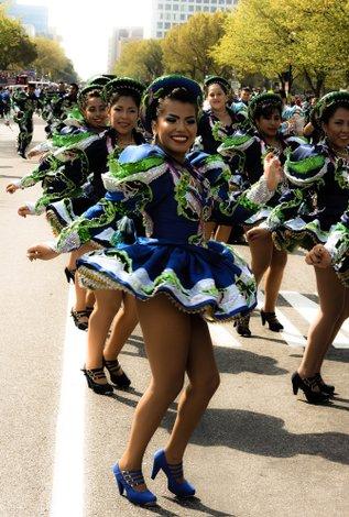 Cultura latina en el corazón de DC