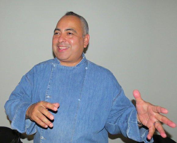 "Chef Benjamín Velásquez: ""Todos comenzamos de cero"""