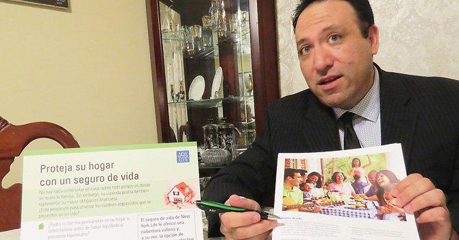 Educan a latinos sobre seguros de vida
