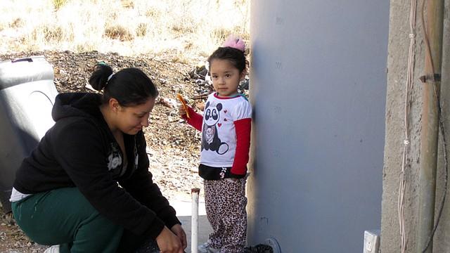 La pobreza afecta a muchos hispanos.