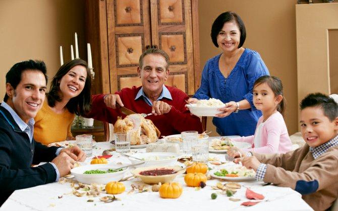 Mis consejos para preparar tu primera cena de Acción de Gracias